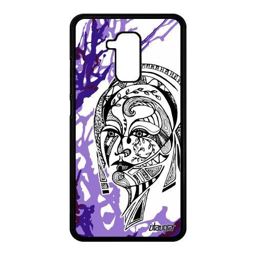 Coque Honor 5c Silicone Femme Fee Dessin Couleur Arbre Art Gel Peinture Portable Etui Pour Telephone Mobile Achat Prix Fnac