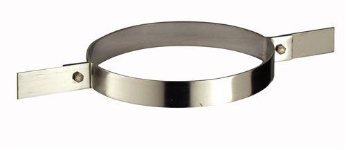 Collier de fixation haute - Diamètre : 80