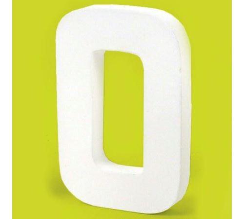 Lettre en carton O