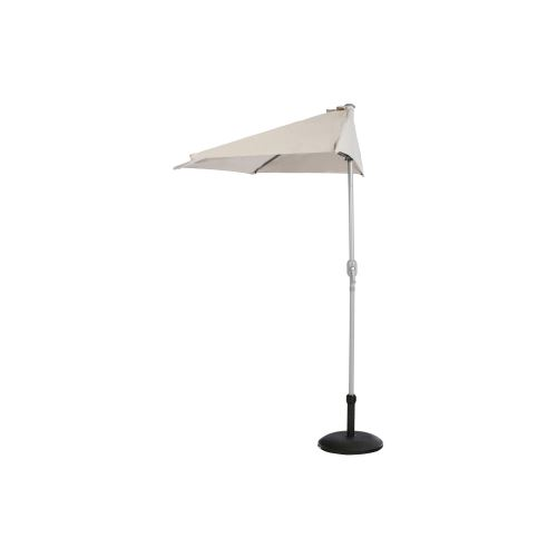 Demi parasol Serena - Diam. 2,65 m - Sable