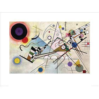 Reproduction d'art Wassily Kandinsky - Composition