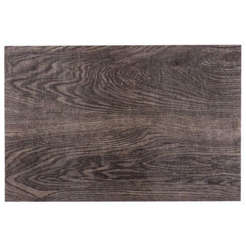 Secret de Gourmet - Set de table design bois Authentic - L. 30 x l. 45 cm - Noyer - Authentic