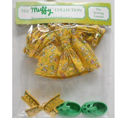 Muffy Vanderbear The Sewing Lesson Outfit