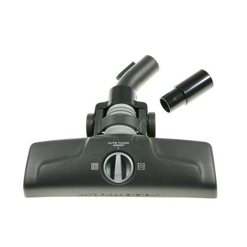 Brosse moquettes et sols durs pour aspirateur d.32/35 mm - cb104b