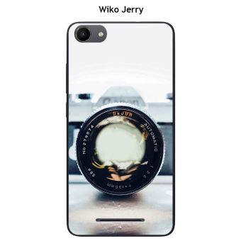 Coque Wiko Jerry - Lenny 3 design Appareil photo vintage 2