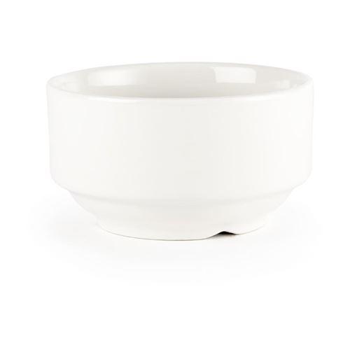 Bol à soupe blanc churchill