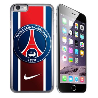 Coque pour iPhone 6 et iPhone 6S paris saint germain psg nike