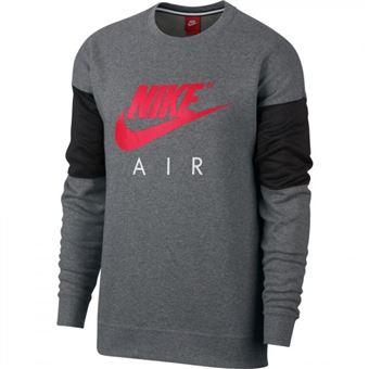 exclusive deals big sale sports shoes Sweat Nike Air Crew gris pour homme taille XL - Sweat-shirts ...