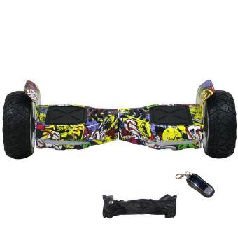 8 5 pouces hoverboard hoverboard hummer lectrique bluetooth hip hop skateboard lectrique. Black Bedroom Furniture Sets. Home Design Ideas