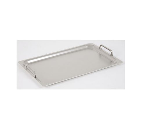 grill rectangulaire inox 53cm - kaht2110