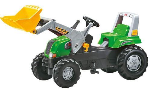 Rolly Toys Tracteur à pédales RollyJunior RT vert / noir