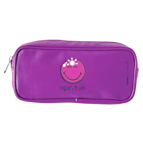 Trousse Happy Colours violette