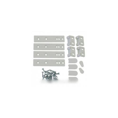 Kit porte pour refrigerateur integre - 3028265