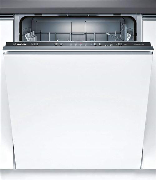 Bosch Serie | 2 SilencePlus SMV25AX01E - Lave-vaisselle - intégrable - Niche - largeur : 60 cm - profondeur : 55 cm - hauteur : 81.5 cm