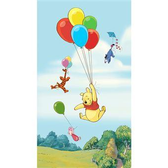 AG Design fcpl 6140 Disney Winnie L\'Ourson, Chambre D\'enfant Voilage ...