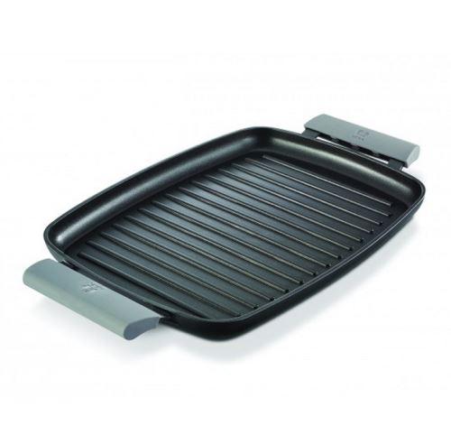 Grill rectangulaire fonte d'aluminium 47cm - 16304094 BEKA
