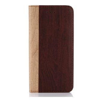 coque iphone 8 effet bois