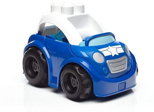 Police Megabloks De Ge Mega 1er Lil'vehicules Voiture Jouet Dyt60 Bloks OiukTZPX