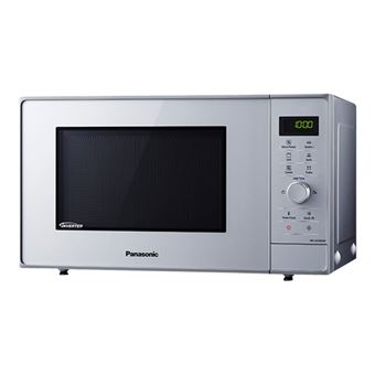 panasonic nn gd36hmsug four micro ondes combin avec grill et cuisson vapeur silver achat. Black Bedroom Furniture Sets. Home Design Ideas