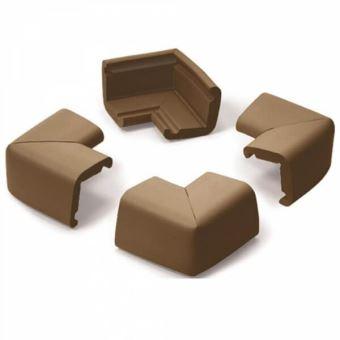 Grand Mod/èle Chocolat Prince Lionheart 4 Coins Mousse Antichoc