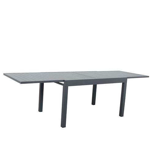 Paris 135270cm aluminium extensible jardin Avril de Table EDHI29