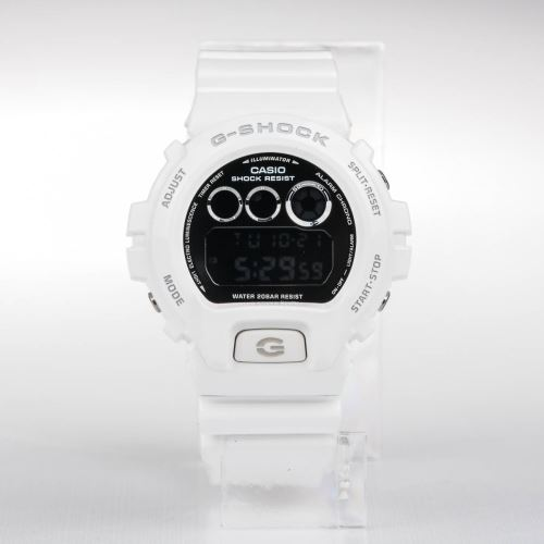 Casio G Shock Standard Digital Montre DW 6900NB 7 Blanc  Nbbfh