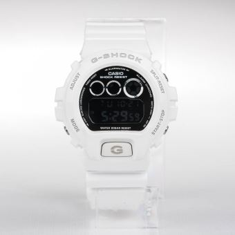 Casio G Shock Standard Digital Montre DW 6900NB 7 Blanc  KgTGy