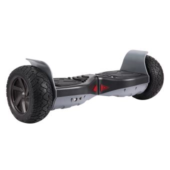gyropode hoverboard noir bluetooth hummer 8 5pouces tout terrain t l commande sac de transport. Black Bedroom Furniture Sets. Home Design Ideas