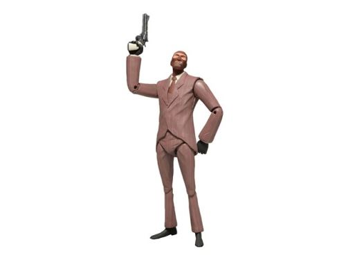 NECA Team Fortress 2 Series 3 - Red Spy - 18 cm