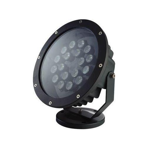 Projecteur 15 LED de 1W blanc jour spot lumineux extérieur 120 Lumens 15 Watts - YONIS