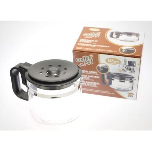 Ucf100 coffee pot - verseuse adaptable 12 / 15 tasses pour cafetiere divers marques