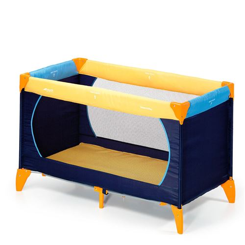 Lit Parapluie Dream and Play - Yellow Blue Navy