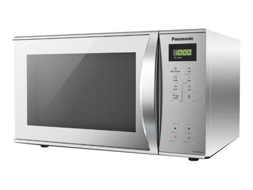 PANASONIC NN-E486MMUPG-Four micro ondes monofonction-Silver-25L-800W-Pose libre