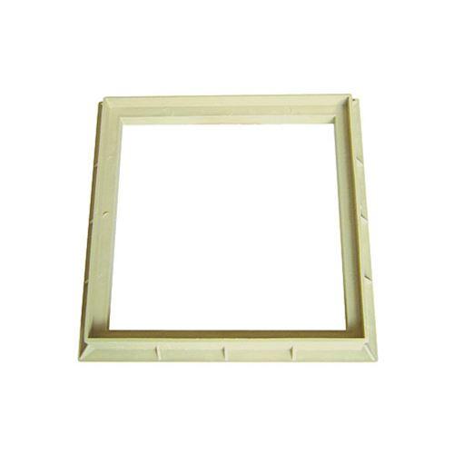 cadre 30 x 30 cm sable polypropylène