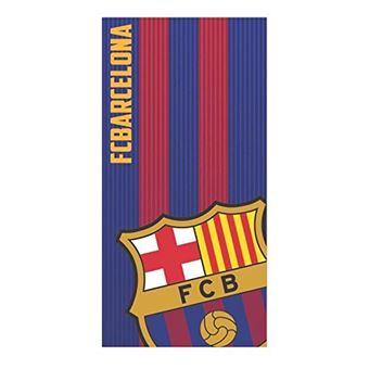 Plaid polaire FC Barcelone couverture enfant Barca