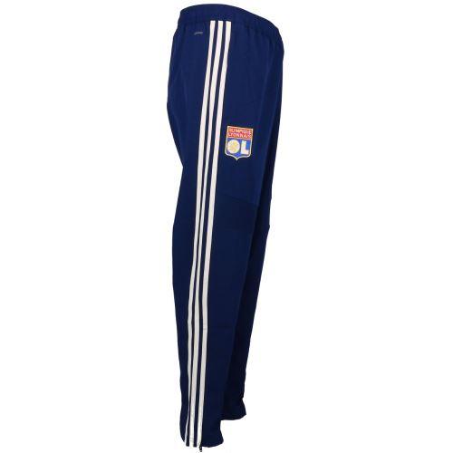 Pantalon joueur Adidas Lyon pant toile h nv Bleu taille : S réf : 0
