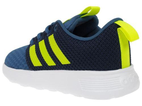 Chaussures running mode Adidas neo Swifty k Bleu taille : 38 réf : 74592
