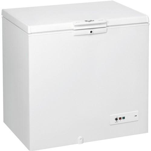 Congélateur coffre - 311L - A++ - Blanc