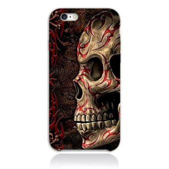 skull coque iphone 8 plus