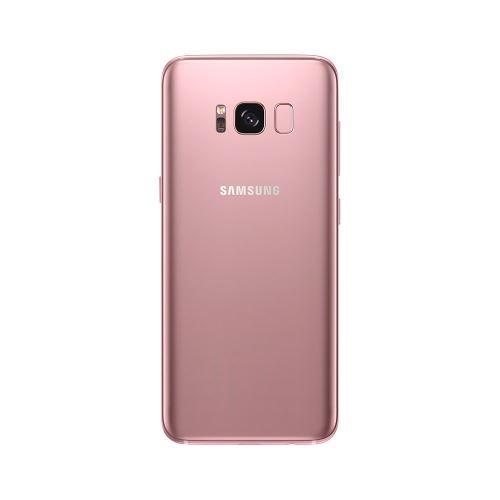 Samsung Galaxy S8 Smartphone débloqué 4G (Ecran : 5,8 pouces - 64 Go - Nano-SIM - Android Nougat 7.0) Rose