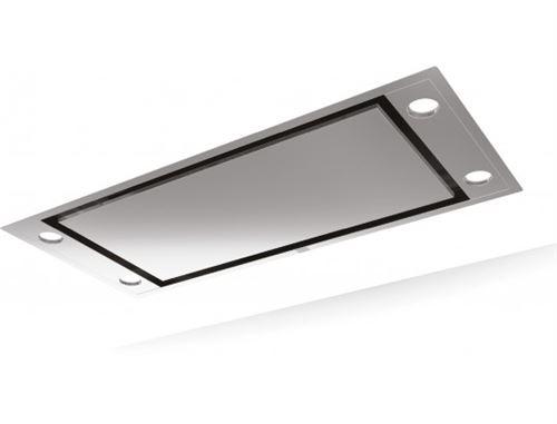 Roblin Comete 1200 - Hotte - plafond - Niche - largeur : 116.5 cm - profondeur : 41 cm - extraction et recirculation (avec kit de recirculation supplémentaire) - acier inoxydable