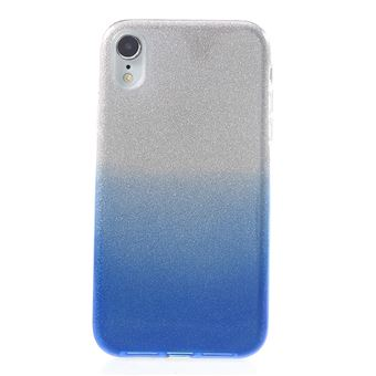 coque iphone xr degrade couleur