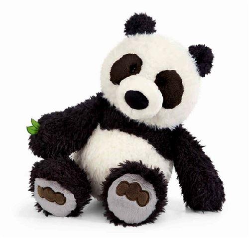 NICI 41083.0 – Wild Friends – Panda Yaa Boo articulé 25 cm
