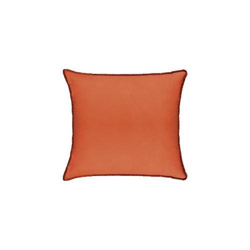 Coussin Crink - 40 x 40 cm - Orange