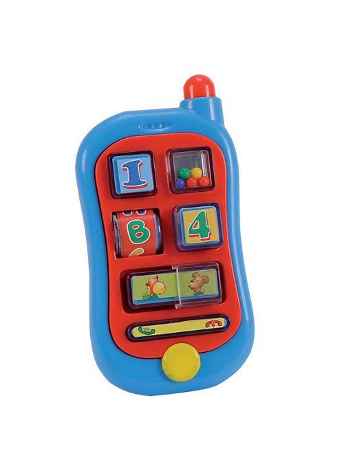Simba - 104015349 - Mon Premier Téléphone - ABC Bébé