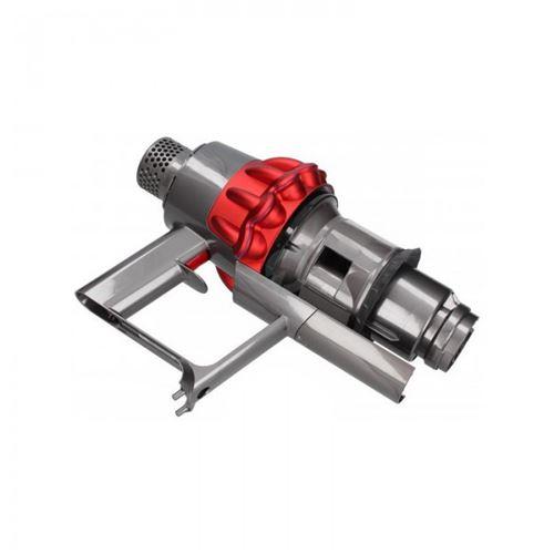 Ensemble bloc moteur rouge pour aspirateur balai v10 dyson - m271815