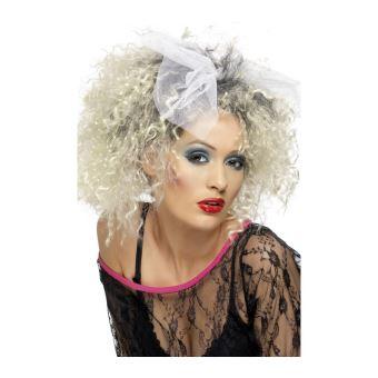 Perruque madonna blonde annee 80 - Déguisements