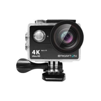 Caméra de sport BRIGMTON BSC-10-HD4K Wifi Noir