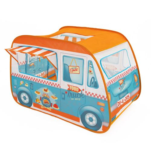 Tente de jeu Pop-it-Up Food truck