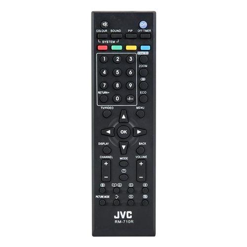 Télécommande de remplacement pour JVC RM-710R